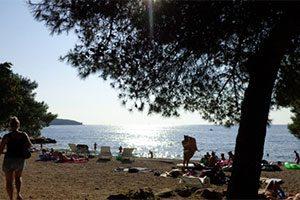 Zon, zee & strand aan de kust van Kroatië