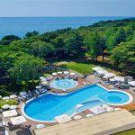 Leuk hotel in Kroatië op loopafstand van Porec