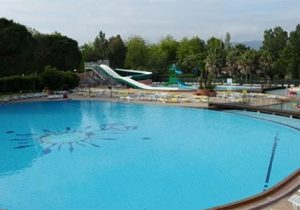 Camping in Languedoc-Roussillon met mooi zwemcomplex