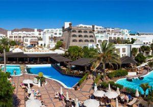 Genieten op het zonovergoten Lanzarote