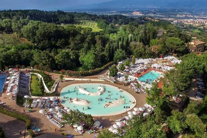 Op vakantie in Toscane met tieners