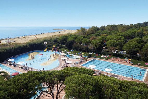 Leukste camping van Italië met zwemparadijs