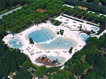 Leukste camping van Italië met 2 zwemparadijzen