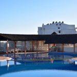 Mooi 4-sterrenhotel met groot zwembad in Albufeira