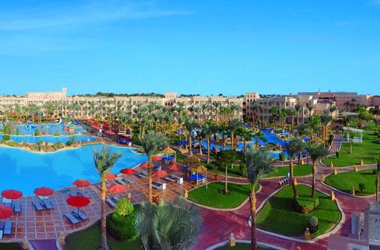 Levendige vakantie Hurghada met tieners