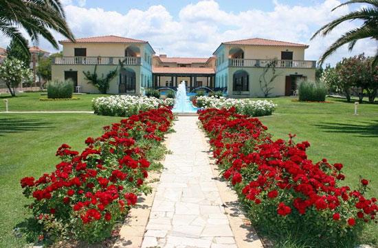 Luxe resort Kreta met tieners