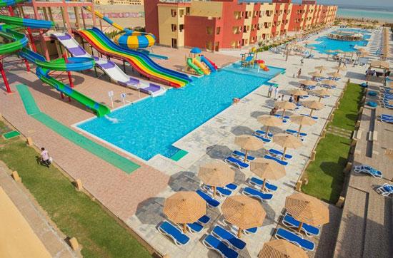Luxe vakantie Egypte met tieners