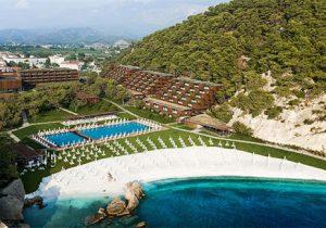 Onwijze luxe bij resort in Turkije aan 2 baaien