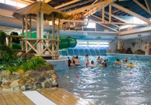 Leuk vakantiepark in Limburg met zwemparadijs