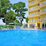 Mooi all-inclusive hotel op Party-eiland Mallorca