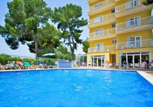 Mooi all-inclusive hotel op Party-eiland Mallorca