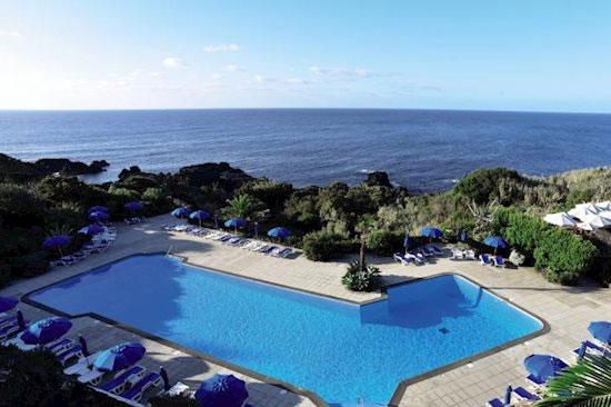 Resort Azoren met tieners