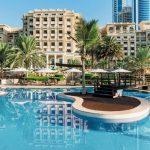 Schitterend hotel aan het strand van Dubai