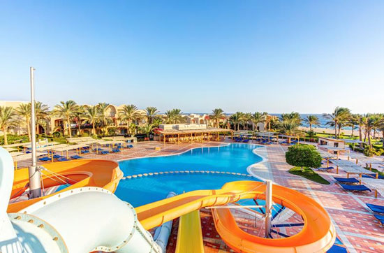 Vakantie Egypte met oudere jeugd