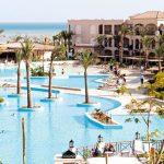 Mooi hotel in Hurghada met veel waterpret