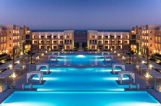 Resort Hurghada met zwemparadijs