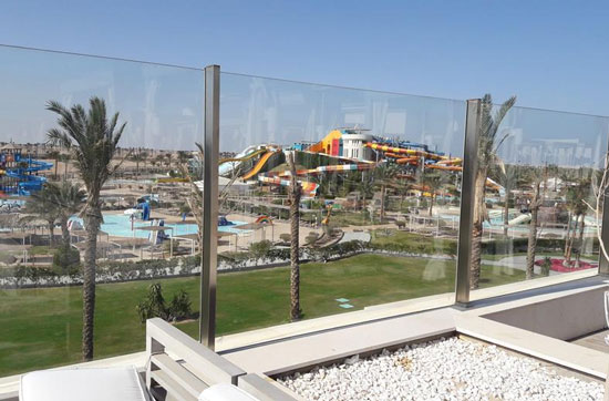 Hotel Hurghada met zwemparadijs