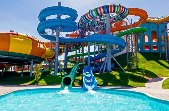 Vakantie Egypte met aquapark
