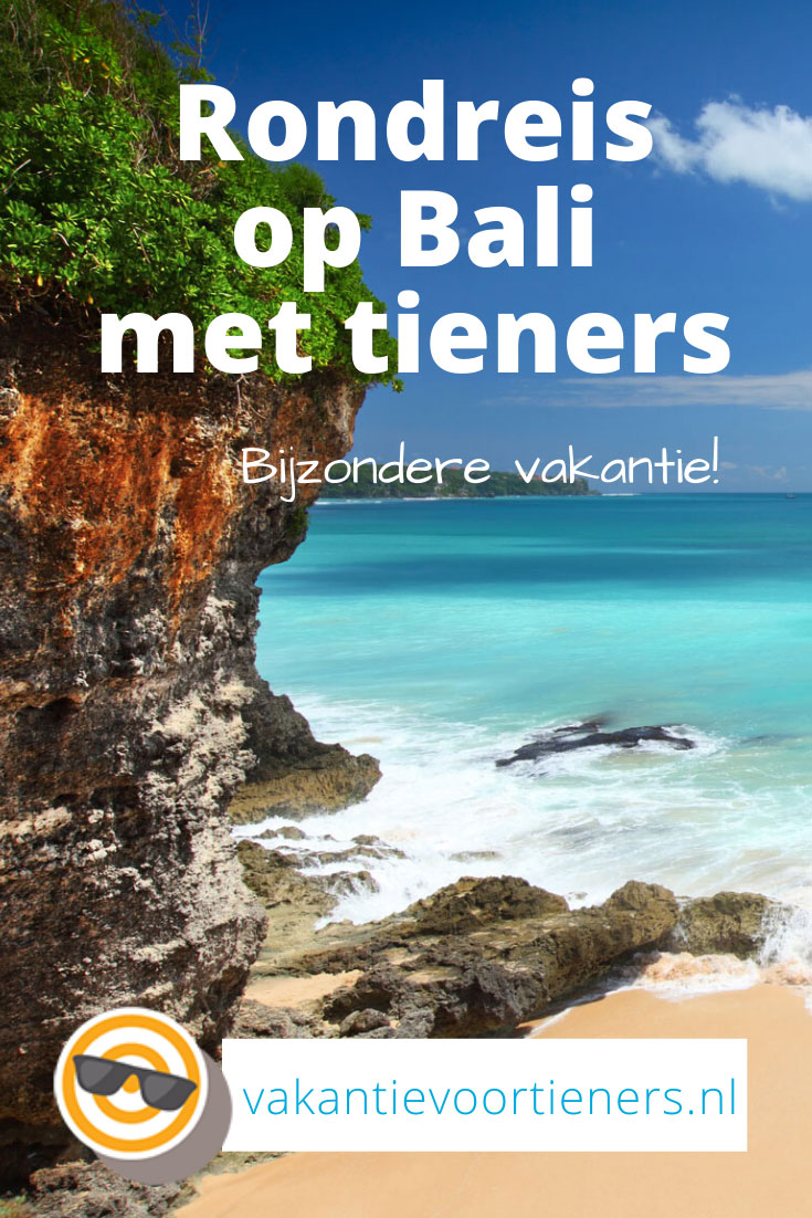 Rondreis door Bali met tieners / oudere kinderen