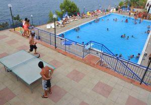 Lekker luxe familiecamping met zwembad aan de Italiaanse kust