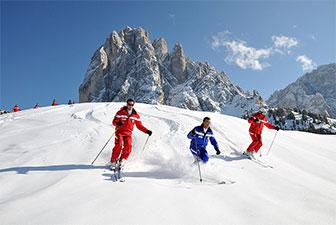 Leuke skivakantie in Italië voor gezin met jongeren