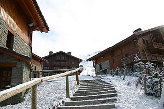 Wintersport Les Trois Vallées met tieners