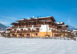 Geniet van je wintersportvakantie in Zeil am See