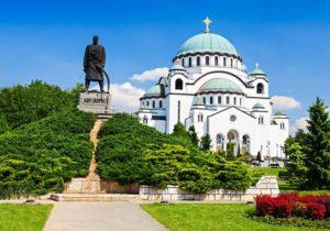 Ontdek de prachtige stad Belgrado tijdens leuke stedentrip