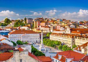Sfeervol hotel in het bruisende centrum van Lissabon