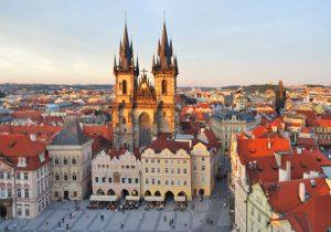 Fantastische stedentrip vanuit hartje van Praag