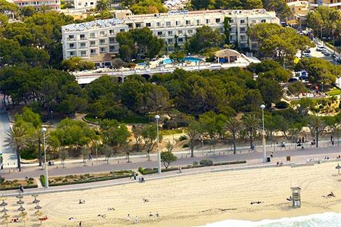 Strandvakantie in Mallorca met tieners