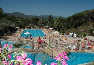 Camping gelegen in leuke omgeving van Toscane