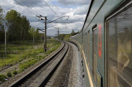 Transsiberië express reis