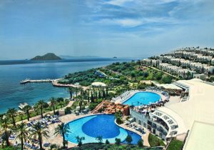 Heerlijke vakantie aan het strand van Turkije