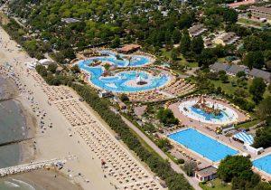 Gave vakantie aan de Adriatische kust met zwemparadijs