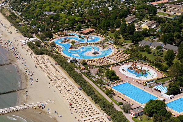 Vakantie aan de Adriatische kust met zwemparadijs