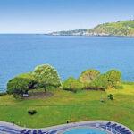 4-sterrenhotel aan het strand op het eiland Azoren