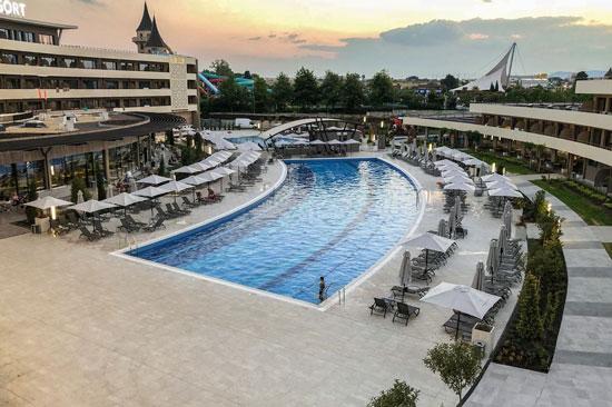 Hotel Bulgarije met tieners