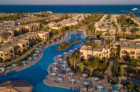Vakantie met tieners in Egypte