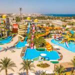 Prima hotel in Egypte met groot waterpark