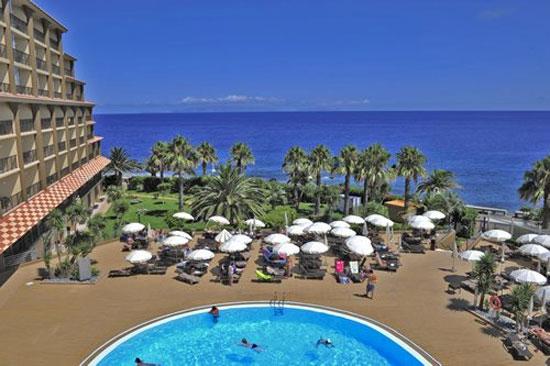 Hotel Madeira met tieners
