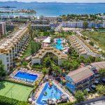 Ideaal gelegen hotel aan het strand van Mallorca