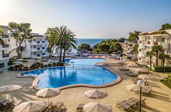 Appartement Mallorca met tieners