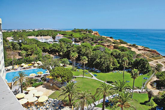 Vakantie Praia Da Falesia met tieners