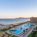 Prachtig hotel met aquapark op Rhodos
