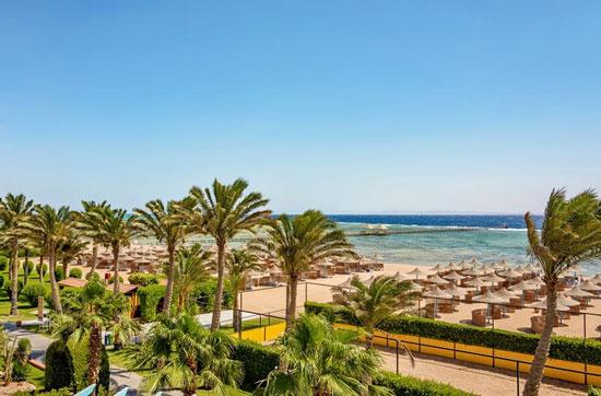 Hotel Egypte met jeugd