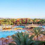 Prachtig 5-sterrenhotel met veel luxe in Egypte
