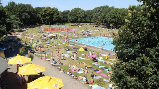 Leuk vakantiepark Noord-Brabant met tieners