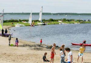 Leuke camping in de Veluwe voor watersportliefhebbers