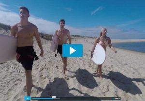 Op surfkamp met Flowtrack, wat was onze ervaring?